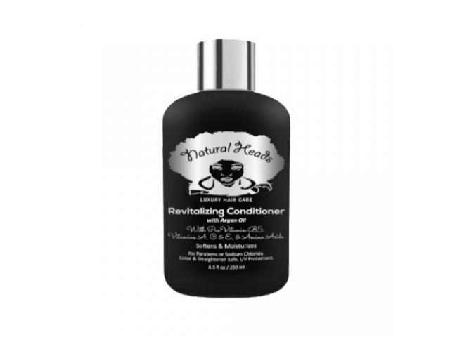 Free Revitalizing Conditioner With Argan Oil!
