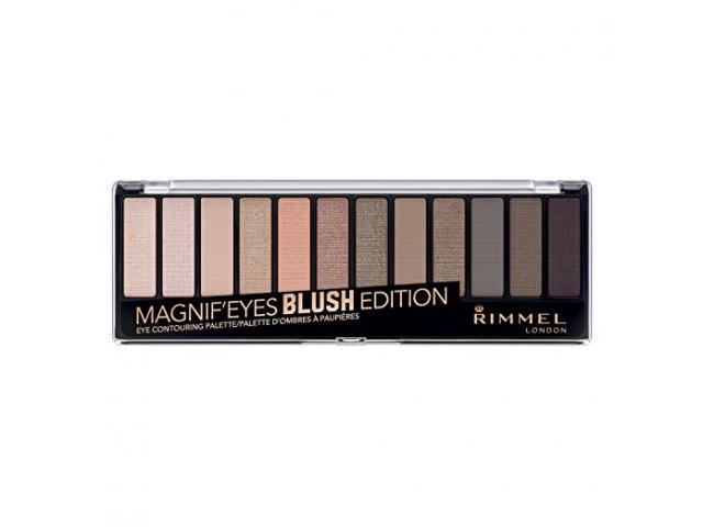 Free Rimmel Eye Shadow From Walmart!