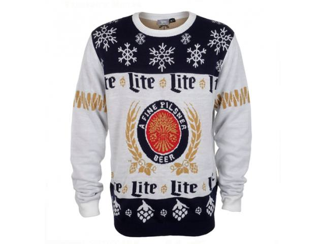 Free Miller Ugly Sweater!