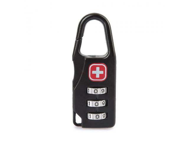 Free Mini Anti-Theft Zinc Alloy Combination Lock!