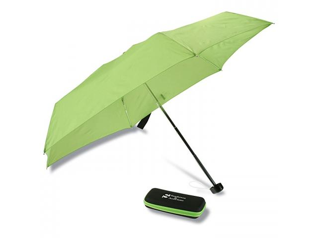Free Folding Umbrella With EVA Case!