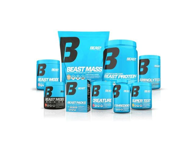 Free Beast Sports Supplements!