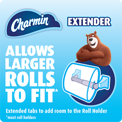 Free Charmin Toilet Paper Roll Extender!