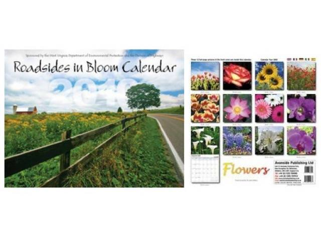 Free 2019 Roadsides In Bloom Calendar!