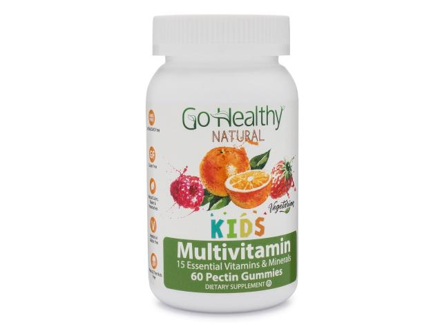 Free Vitamin Gummies From Go Healthy!