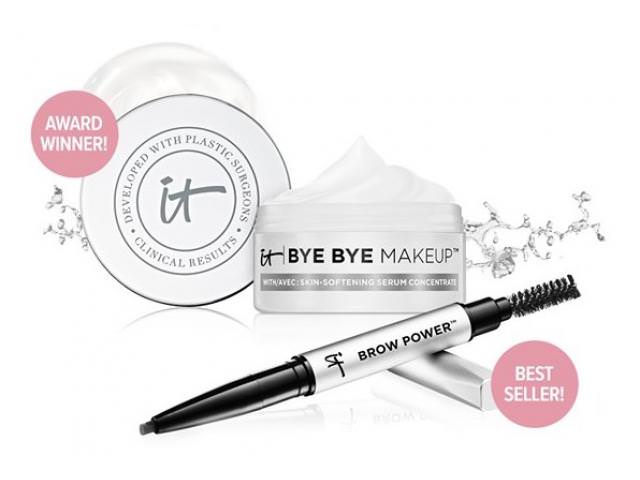 Get 2 Free It Cosmetics Deluxe Samples!