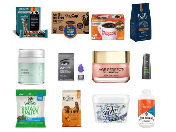Free Samples By Amazon.com!