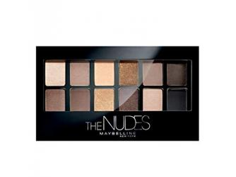 Free Maybelline New York Nudes Palette Shadow!