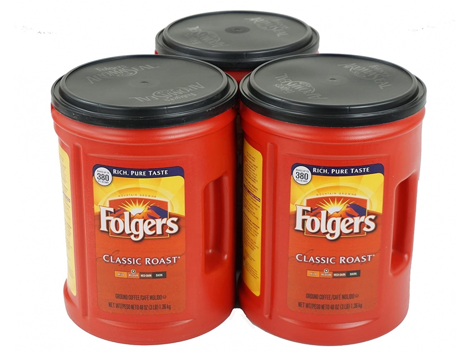 Free Year's Worth Of Coffee By Folgers