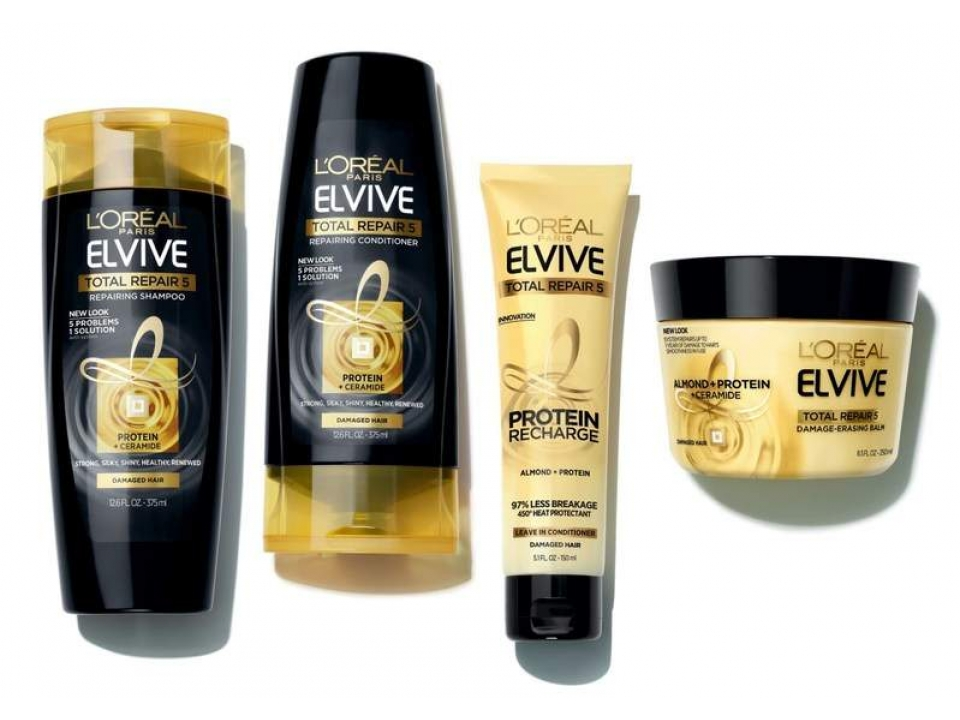 Free L'Oreal Elvive Product