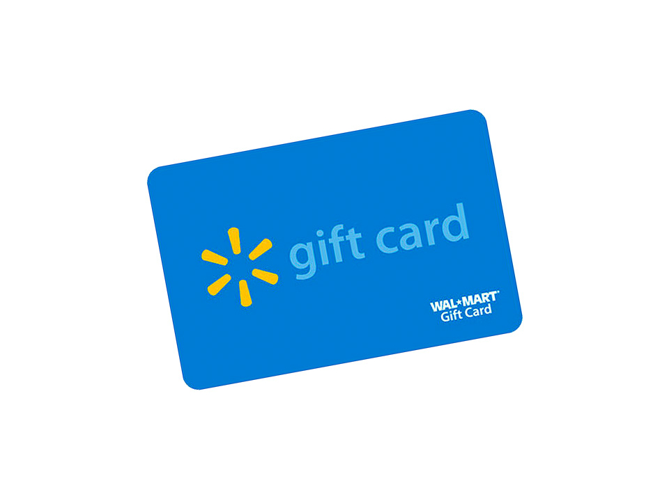 Free $100 Gift Card From Walmart