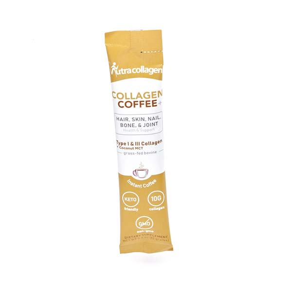 Free Collagen Coffee From Nutracollagen