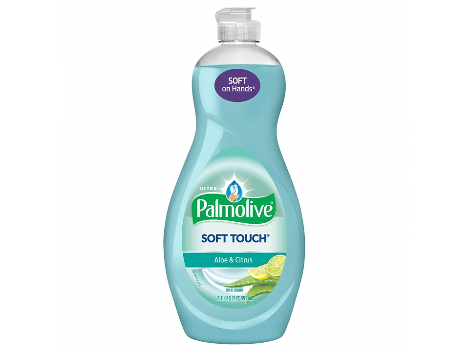 Free Palmolive Citrus Scented Dish Soap