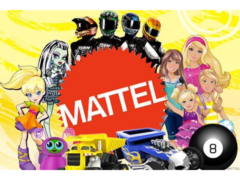 Free Mattel Toys To Test & Keep