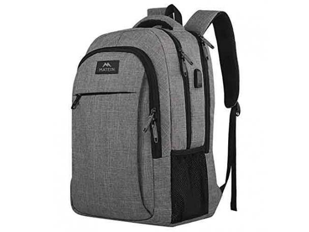 Free Matein Travel Laptop Backpack!