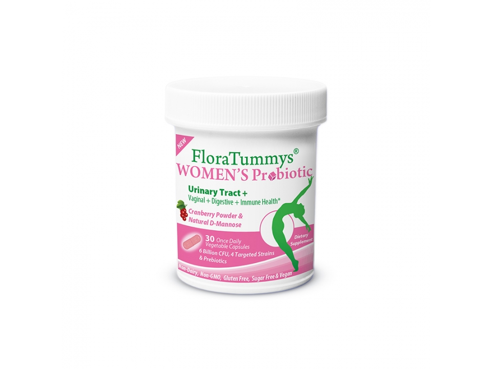 Free Women's/Kid's Probiotic By FloraTummys