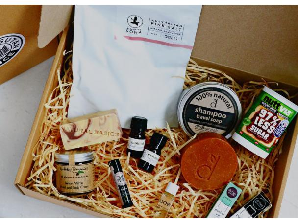 Free Box Of Palm Oil Products By Orangutan Alliance!
