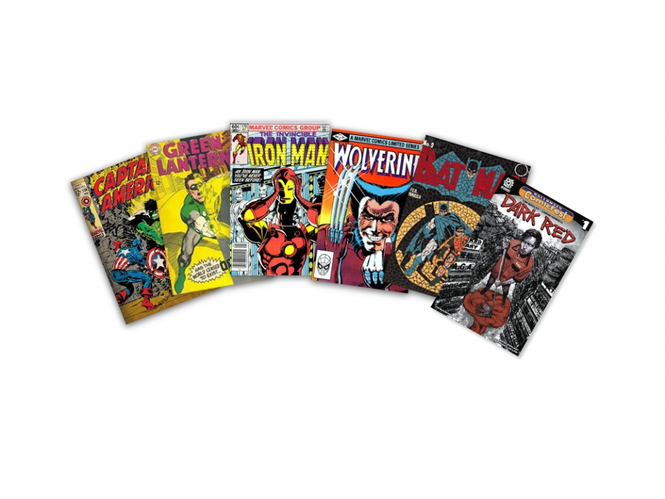 Free Comic Books From Halloween Comic Fest
