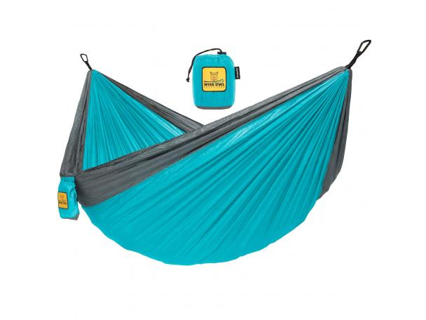 Free Wise Owl Outfitters Portable Indoor / Outdoor Hammock!