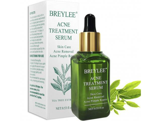 Free Acne Treatment Serum By BREYLEE!