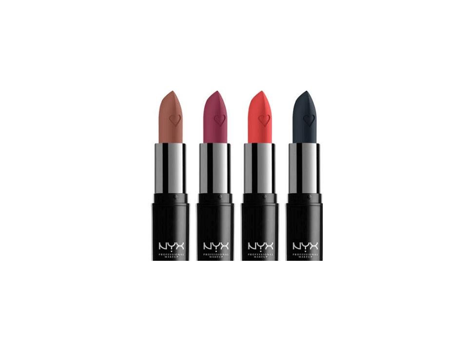 Free NYX Cosmetics Shout Loud Satin Lipstick (Sampler!)