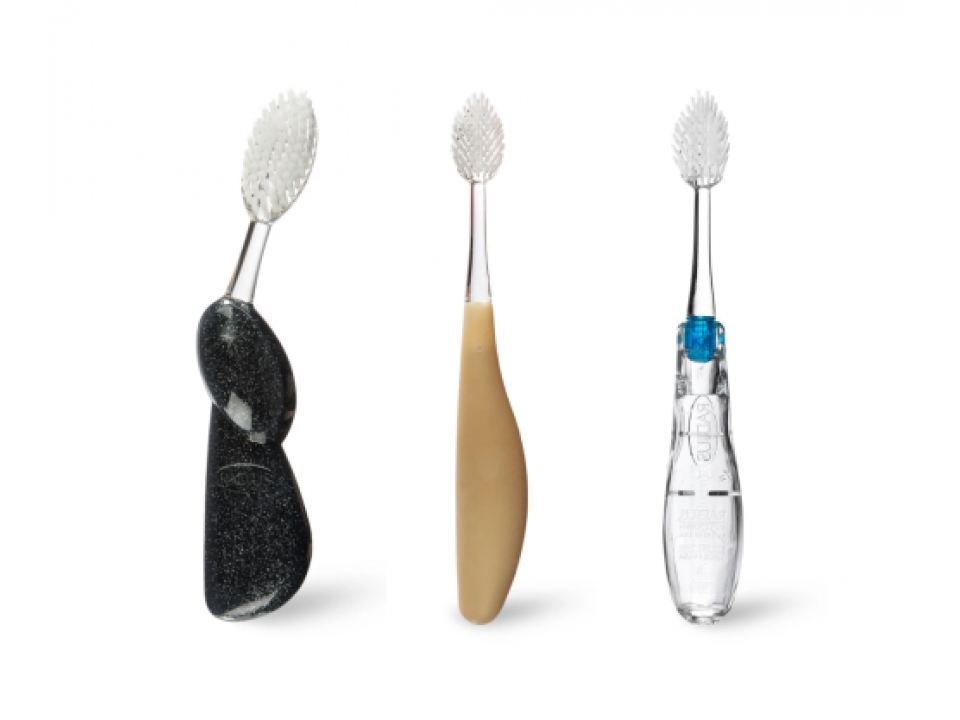 Freebie Toothbrush With Replaceable Head From Radius