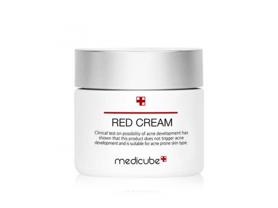 Free Red Cream By Medicube