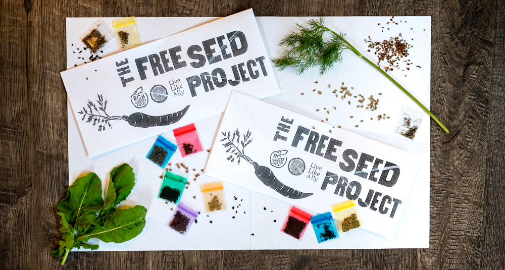 Free Seed Packs From FSP