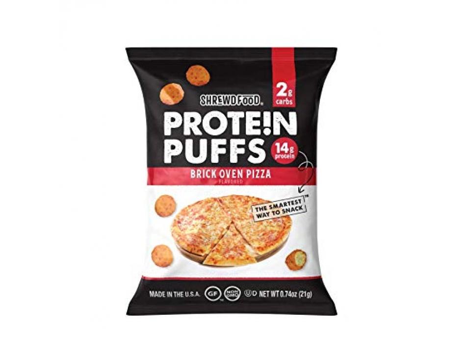 Free Protein Puffs By Shrewd Food