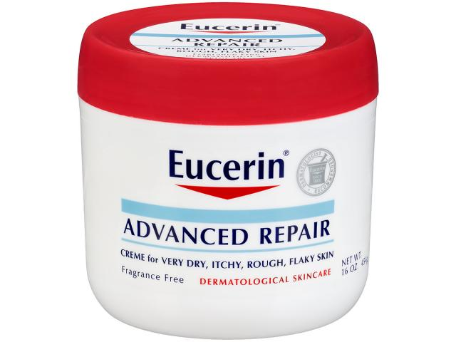 Free Eucerin Advanced Repair Cream!