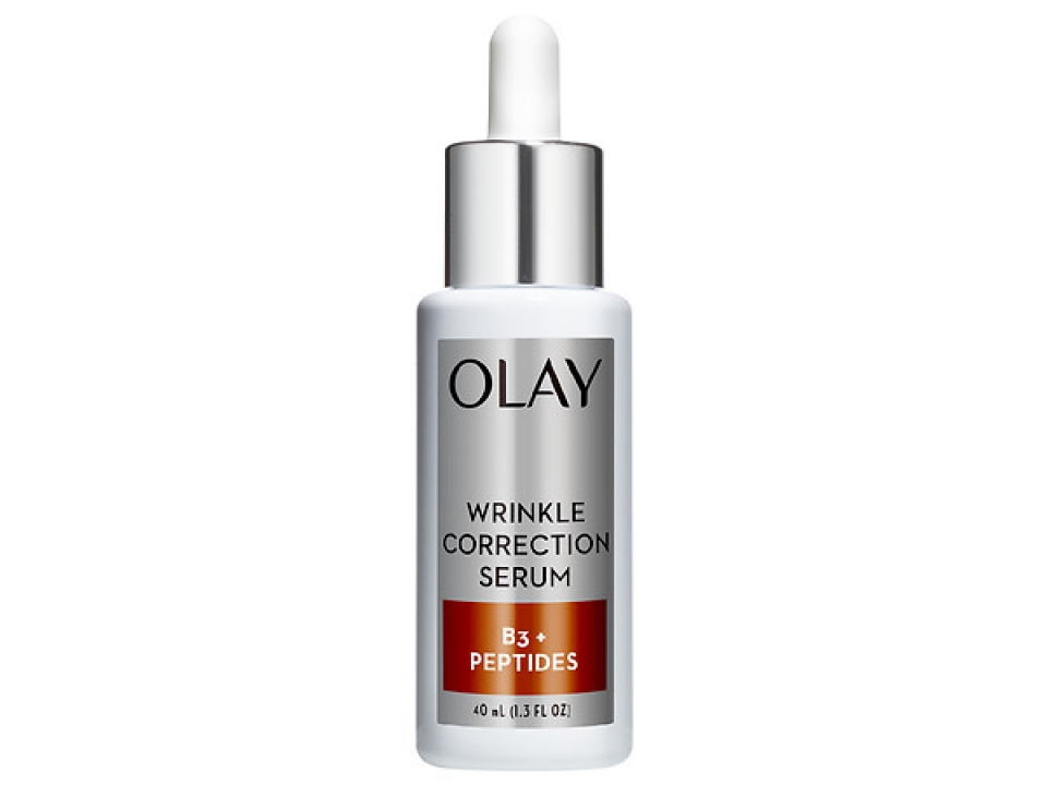Free Olay Wrinkle Correction Serum