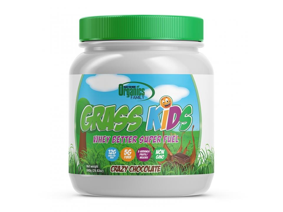 Free Grass Kids Chocolate Shake