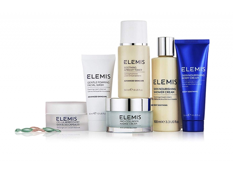 Free Elemis Travel Treasures For Her Gift Set