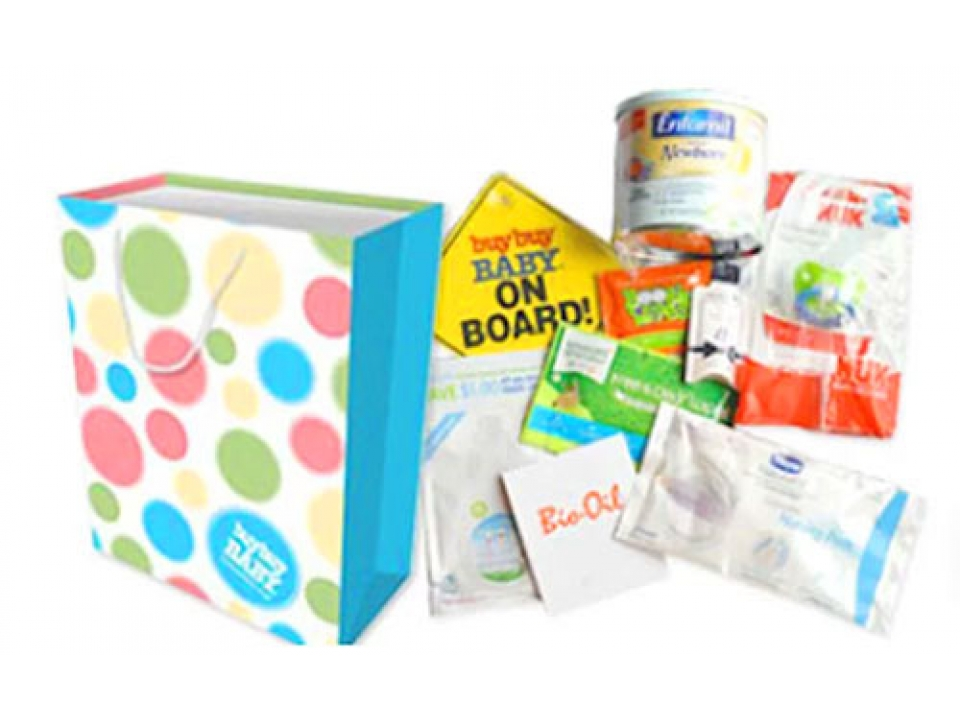 Free BuyBuyBaby Goody Bag