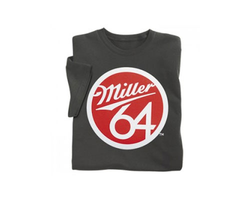 Free T-Shirt From Miller