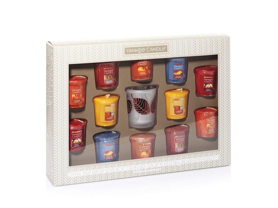 Free Yankee Candle Company Gift Set