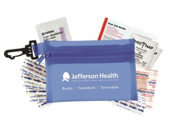 Free First Aid Kit From Jefferson Health!
