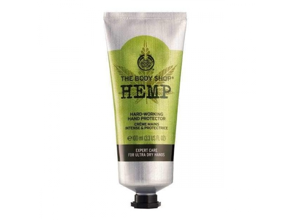 Free The Body Shop Hand Lotion