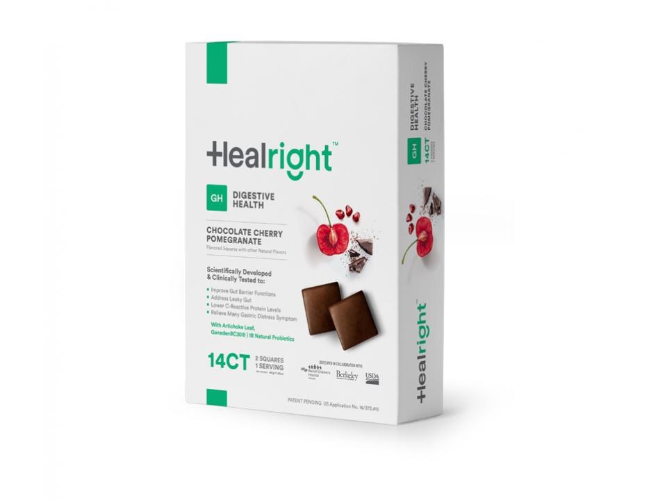 Free Healright Gift Box (Chocolate Cherry)
