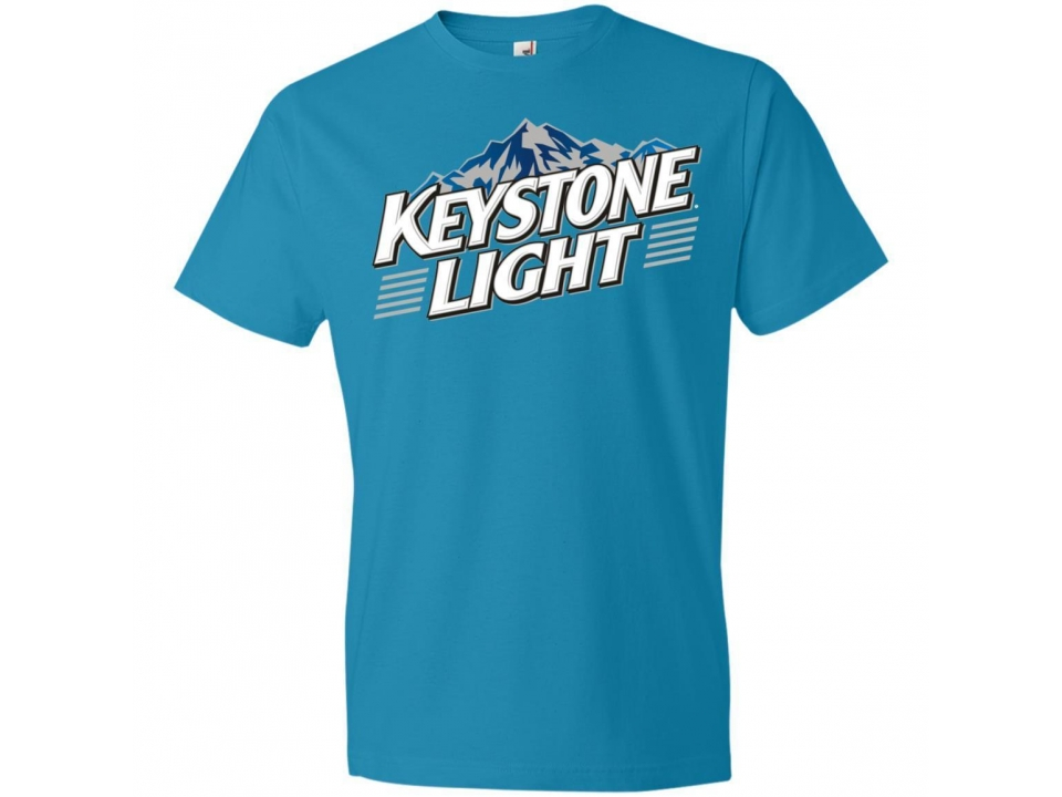 Free Keystone Light T-Shirt!