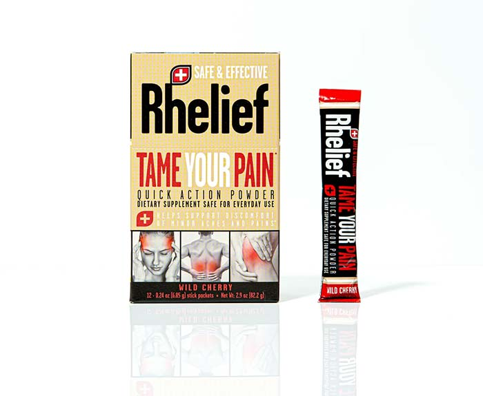 Free Pain Relief Sample Pack From Rhelief