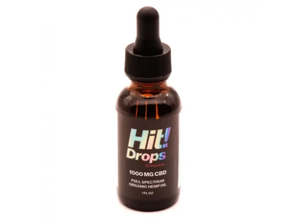 Free CBD Pain Relief Balm Sample From Hit!