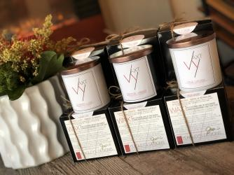 Free Waxt Scented Soy Candles By Yeagleys Designs!