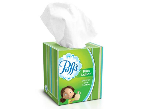 Free Puffs Lotion Plus Pack!