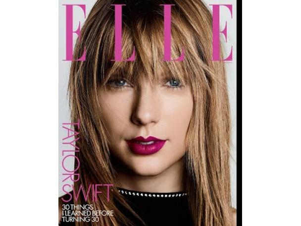 Free Elle Magazine Subscription!