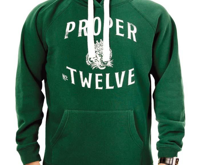Free Hoodie From Proper No. Twelve