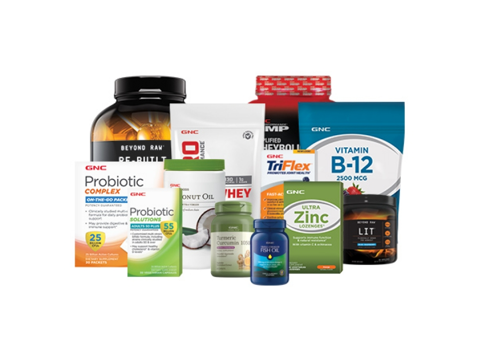 Free $$$ From GNC Settlement (No Proof Of Purchase Needed!)