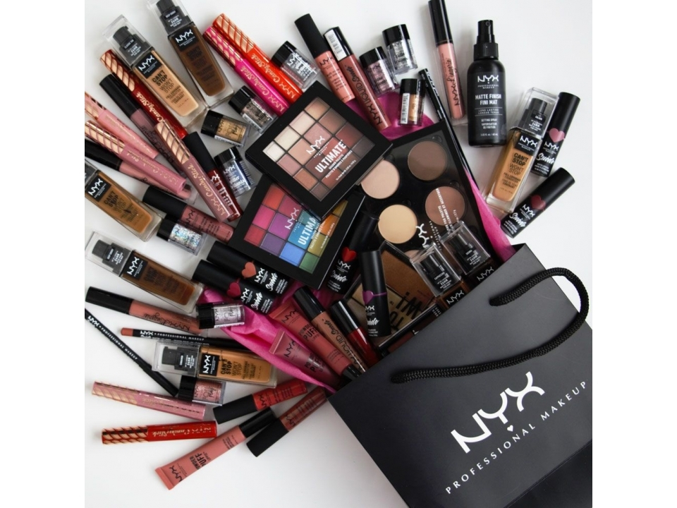 Free Beauty Pack From NYX Cosmetics