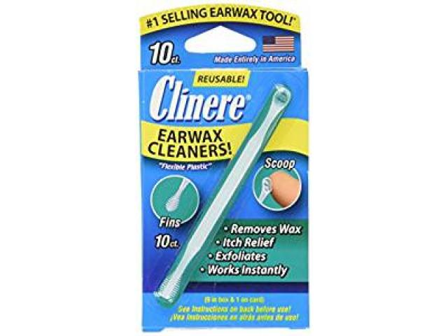 Free Earwax Cleaners Sample From Clinere!