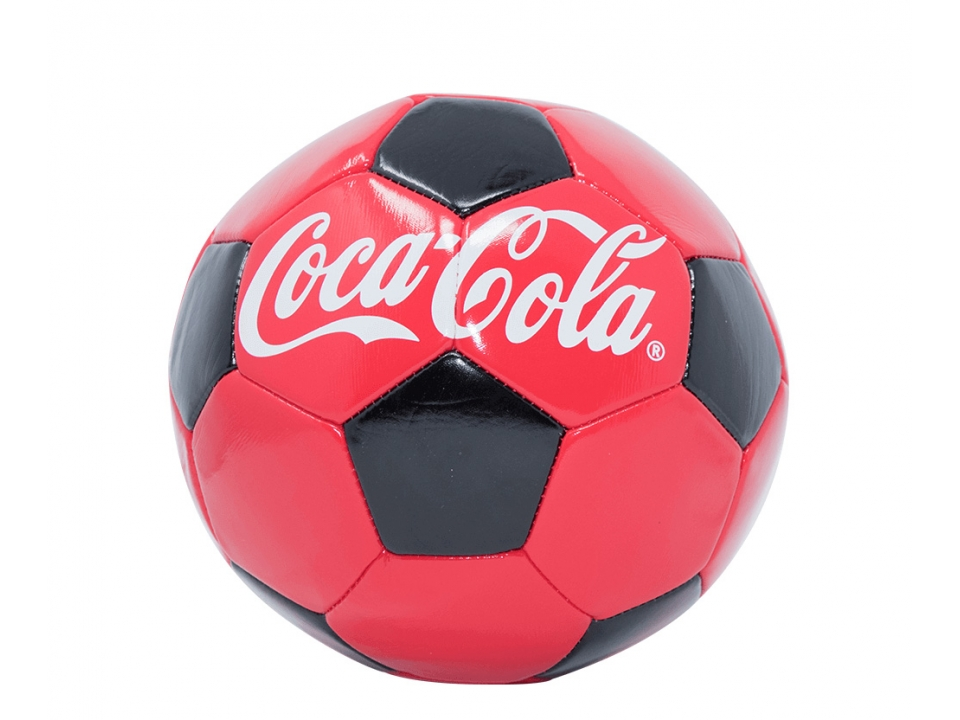 Free Inflatable Football By Coca Cola!